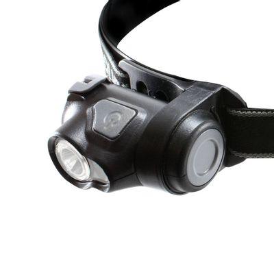 Lanterna de cabeça de alta economia e 3 modos de iluminação 130 lúmens Boost Nautika