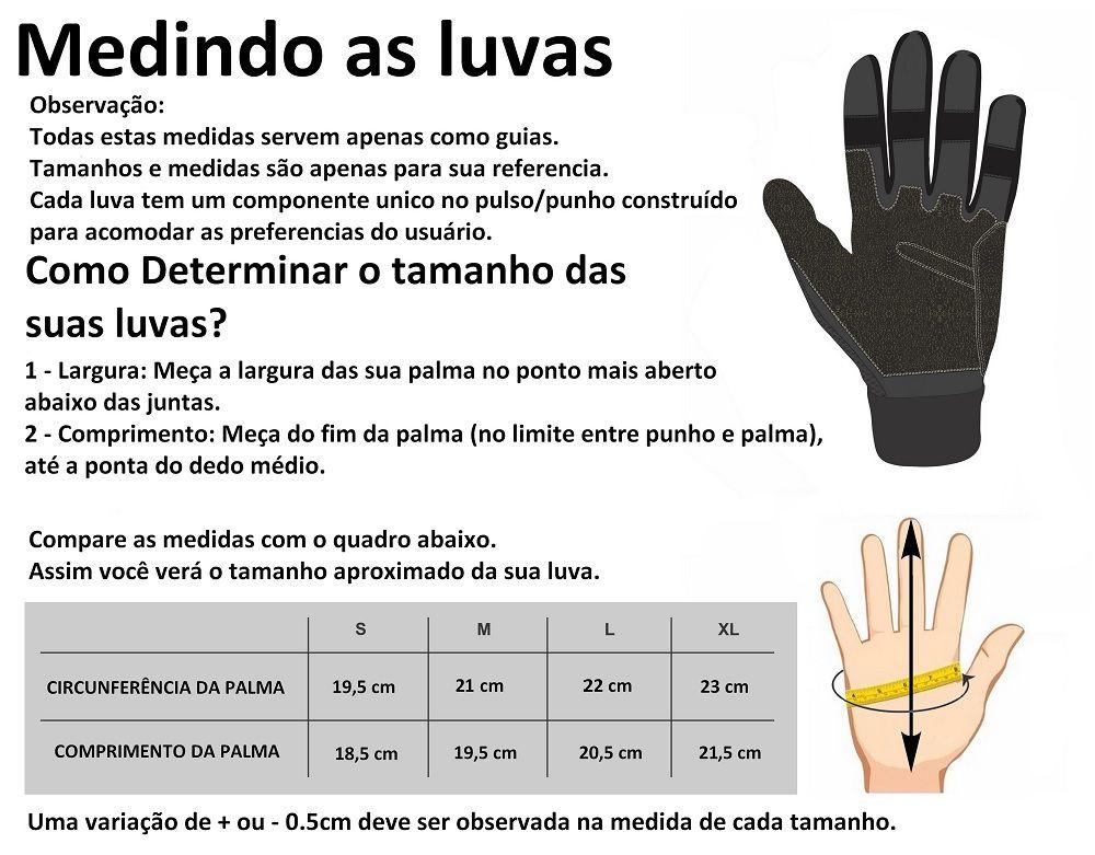 Luva Pro Rescue proteção especial com kevlar preta CE EN USClimb