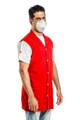 Respirador Descartável Mascara Semifacial  PFF1 8720 3M