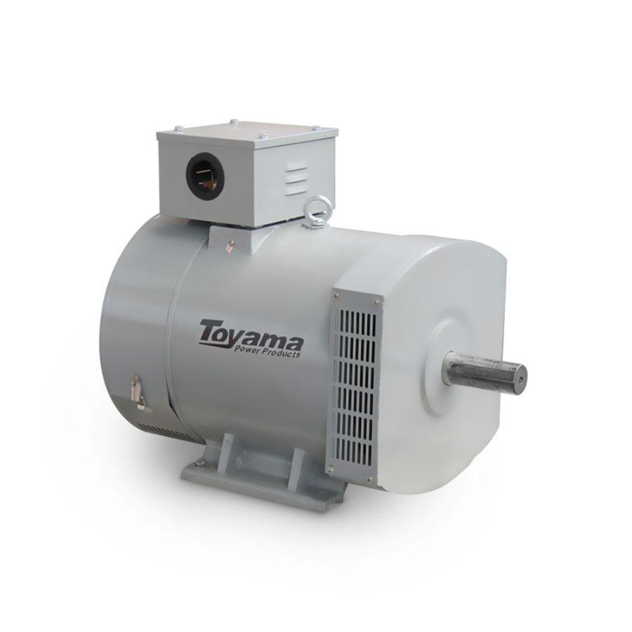 Alternador Trifásico 15 kva 115/230 TA15.0CT2 Toyama