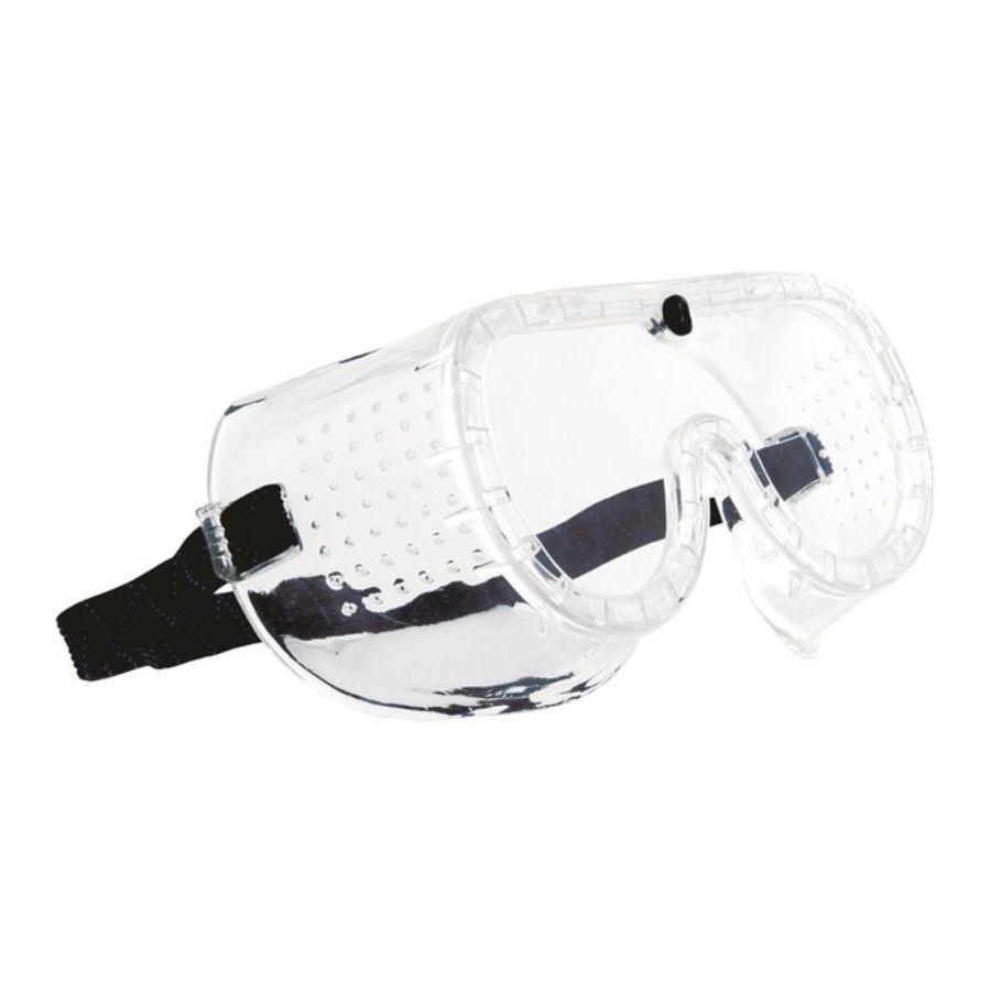 Óculos de Segurança EPI Transparente Perfurado Ampla Visão Vonder ... 7f898543a6