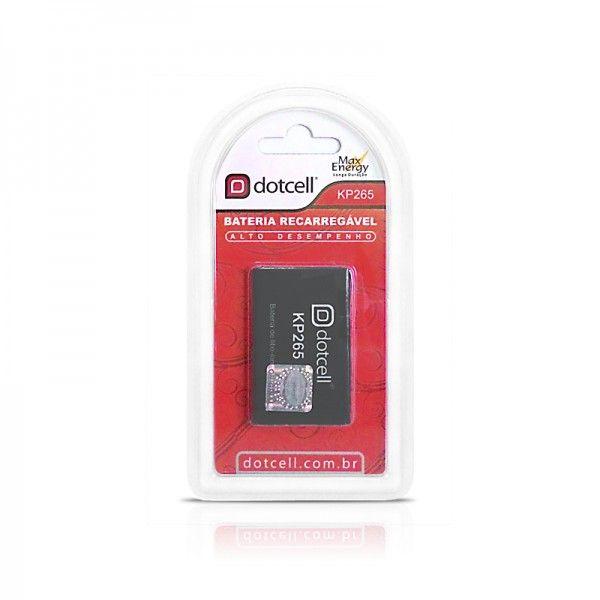 Bateria de Celular Recarregável Litio 3.7V KP265 - Dotcell