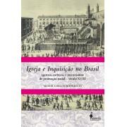 Igreja e Inquisição no Brasil