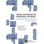 Estado de exceção na Argentina e no Brasil, org. de Renato Franco, Miguel Vedda, Antonio A. S. Zuin