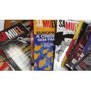 Kit Revista Samuel - Números 0 a 13