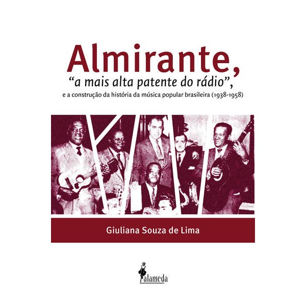 Almirante, ´a mais alta patente do rádio´