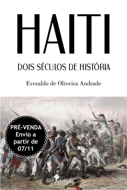 Pré - venda: Haiti - Everaldo de Oliveira Andrade (envio 07/11)