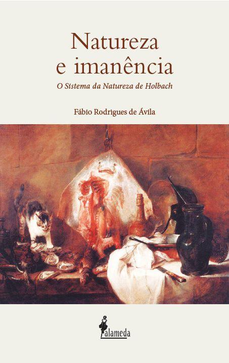 Natureza e imanência, de Fábio Rodrigues de Ávila