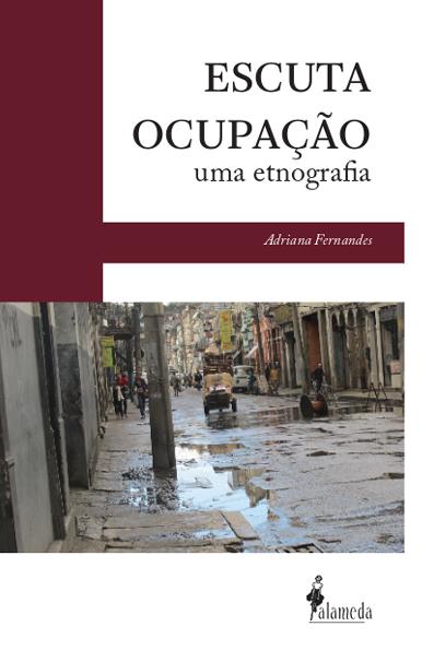 PRÉ-VENDA: Escuta Ocupação, de Adriana Fernandes