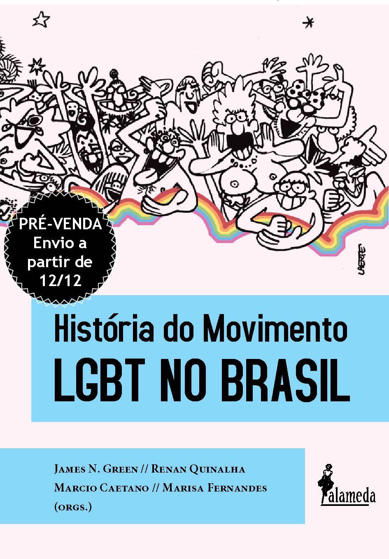 Pré - venda: História do Movimento LGBT no Brasil (envio: 12/12)