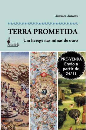 PRÉ-VENDA: Terra Prometida, de Américo Antunes (ENVIO A PARTIR DE 24/11/20)