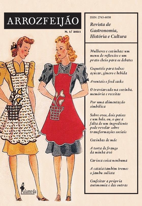 Revista de Gastronomia, História e Cultura: arrozfeijão - nº 1