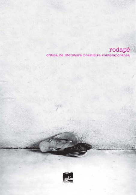 RODAPÉ 3 - Crítica de Literatura Brasileira Contemporânea