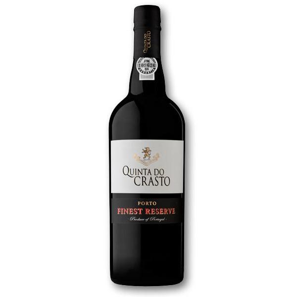 Vinho Portugues Quinta do Crasto Porto Finest  ReserveTouriga nacional, touriga franca, tinta cão(750ml)