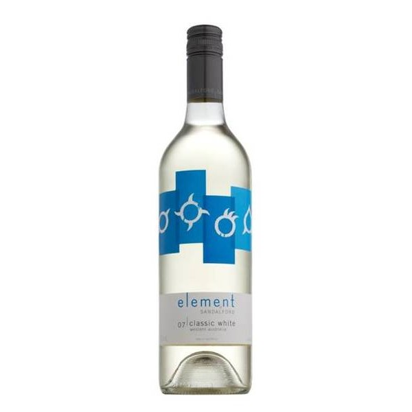 Vinho Australiano Element Late Harvest 2009(750ml)