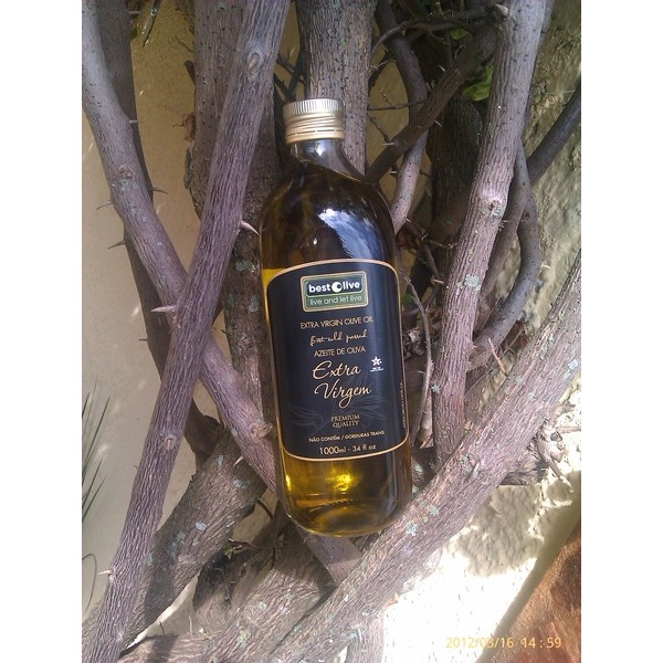 Azeite Extra Virgem  Turco Best Olive 1000 ml
