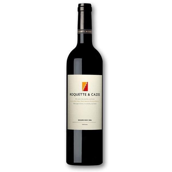 Vinho Português Quinta do Crasto  Roquette & Cazes 2015(750ml)