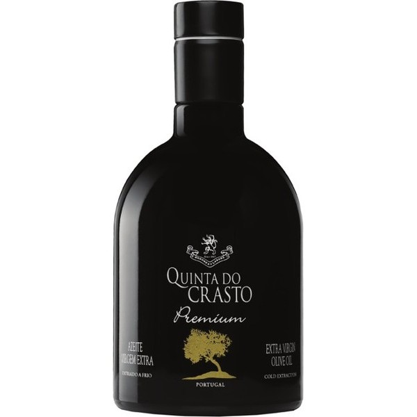 Azeite Português Quinta do Crasto Extra Virgem Premium Acidez 0,2%(500ml)