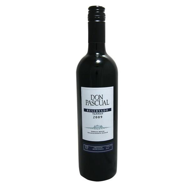 Vinho Uruguaio  Don Pascual Reservado Tannat 2012(750ml)