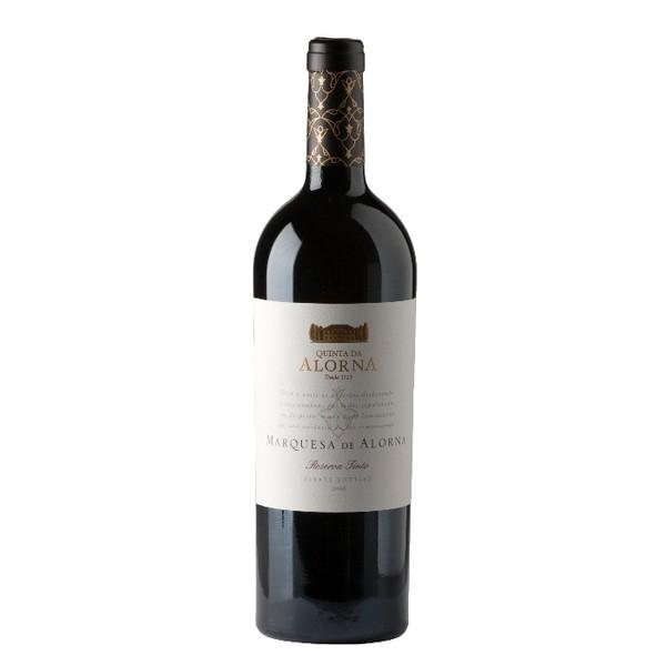 Vinho Português Marquesa de Alorna Grande Reserva Tinto 2015(750ml)
