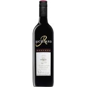Vinho Autraliano RICHLAND Shiraz 2010(750ml)