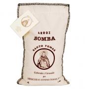 Arroz Bomba  Espanhol Arroceria Antonio Tomás (1kg)
