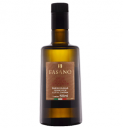 AZEITE EXTRA VIRGEM ITALIANO FASANO 100% SICILIANO BIANCOLILLA Acidez 0,3% (500ml)