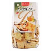 Crostini It La Pastina Sal Mar e Alecrin 200g