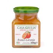 GELEIA IT CASA GIULIA LARANJA C/ AGAVE (330 g)