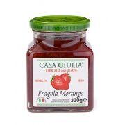 GELEIA IT CASA GIULIA MORANGO C/ AGAVE (330 g)