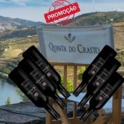 Kit 6 Unidades do Vinho Português Flor de Crasto Tinto 2019(750ml)