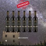 Kit de 6 Unidades do Vinho Português Herdade do Esporão Monte Velho Tinto 2019(750ml)