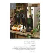 KIT VEUVE AMBAL  BLANC DE BLANCS