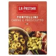 Massa Tortellini Carne E Presunto Italiano  La Pastina(250G)
