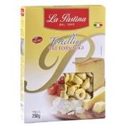 Massa Tortellini Três Queijos Italiano La Pastina(250G)