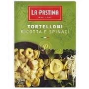 Massa Tortelloni Ricota E Espinafre La Pastina Italiano (200G)