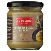 MOLHO FUNGHI PORCINI ITALIANO  C/ TRUFAS LA PASTINA (180G)