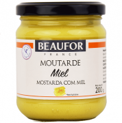 MOSTARDA BEAUFOR  MIEL (200G)