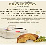 PANETTONE ITALIANO DE PROSECCO LA PASTINA (900g)