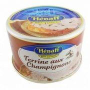 PÂTÉ TERRINE DE FOIE AUX CHAMPIGNONS HÉNAFF(130 g)