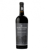 Vinho Californiano Beringer  Knights Valley 85% Cabernet Sauvignon 7% Merlot, 5% Cabernet Franc, 2% Petit Verdot e 1% Malbec 2015(750ml)