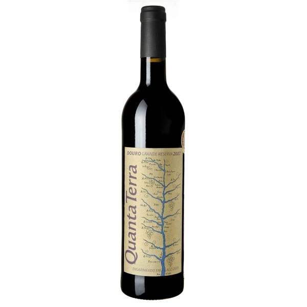 Vinho Português Quanta Terra G. Reserva TN 2013(750ml)