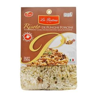 Risoto Italiano La Pastina Funghi Porcini(250g)