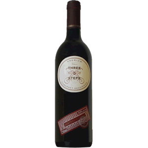 Vinho Australiano Three Steps Cabernet Sauvignon 2009(750ml)