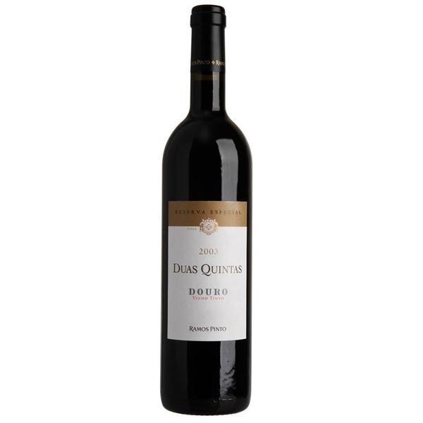 Vinho Português  Duas Quintas Douro Reserva Especial tinto 2004(750ml)
