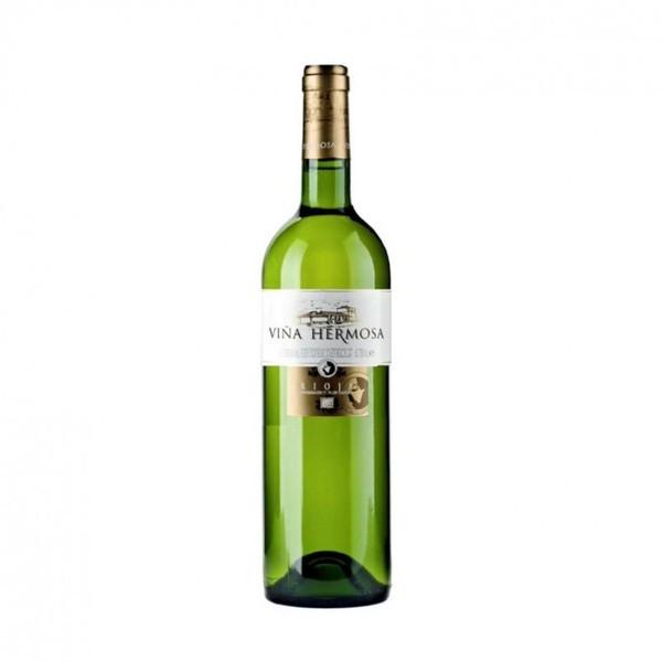 Vinho Espanhol Vinã Hermosa branco 2011(750ml)