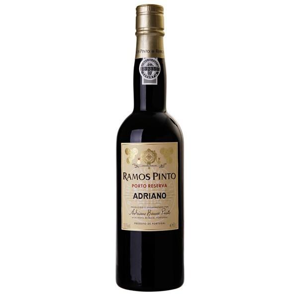 Vinho Português do Porto Adriano Ramos Pinto Reserva Tinto Doce(500ml)