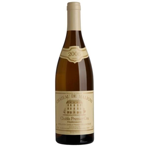 Vinho Francês Chablis Premier Cru Fourchaume AOC branco 2012(750ml)