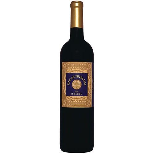 Vinho Argentino Fincas Privadas Malbec 750 ml