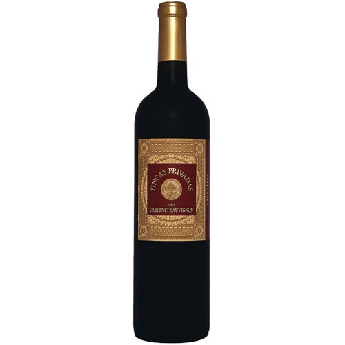 Vinho Argentino Fincas Privadas Cabernet Sauvignon 750 ml